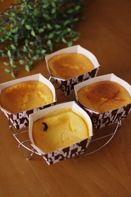 5月レーズン入りベイクドチーズケーキ08
