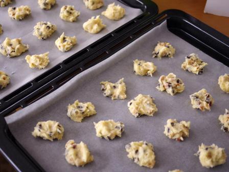 ナッツとセサミのチョコチップクッキー03