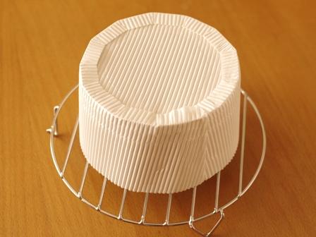 超簡単ホットケーキミックスと栗のクリスマスケーキ06