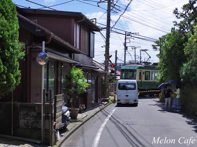 鎌倉のあじさい散策と江ノ電18