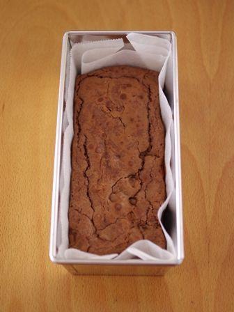 ホットケーキミックスで簡単チョコレートブラウニー01