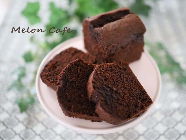 HMとココアで簡単チョコレートケーキ_002.JPG