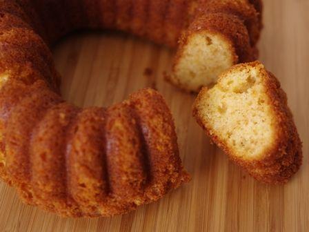 ホットケーキミックスで作る焼きヨーグルトケーキ00