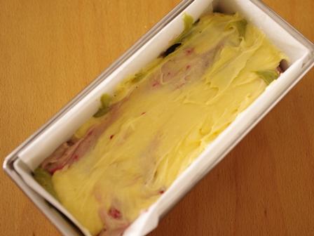簡単パウンドケーキみっつの色と味05