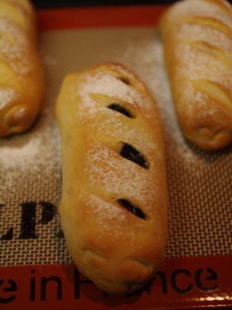 ふじっ子おまめさん「丹波黒黒豆」でつくる、しっとり甘い黒豆パン09