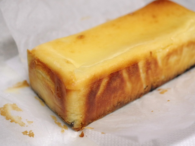 リンゴとホットケーキミックスのチーズケーキ11