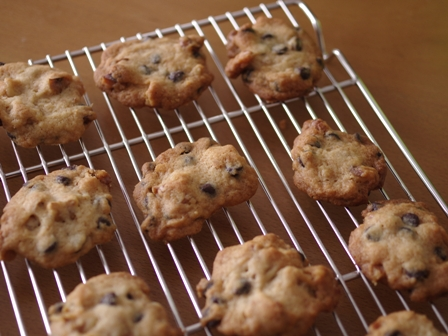 チョコチップ入りアメリカンドロップクッキー02