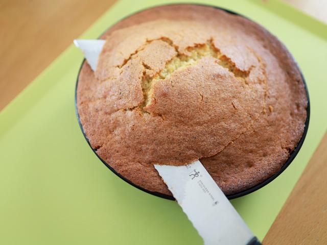 HMで簡単りんごと紅茶のアップルティーケーキ13