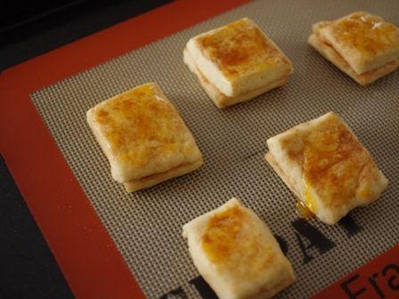 ホットケーキミックスでつくるサクサク簡単スコーンシナモンシュガー味03