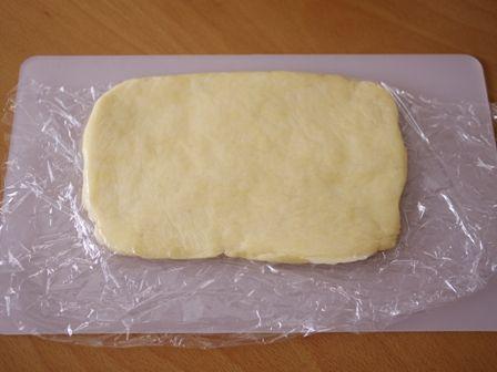 ホットケーキミックスで簡単チョコっとクロワッサン04