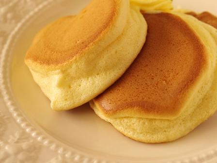 ふわしゅわパンケーキ試作06