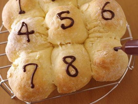 ホットケーキミックスで簡単豆乳ちぎりパン03