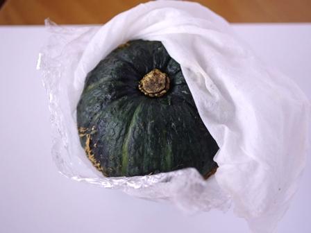おばけのカボチャまるごとチーズシチュー01