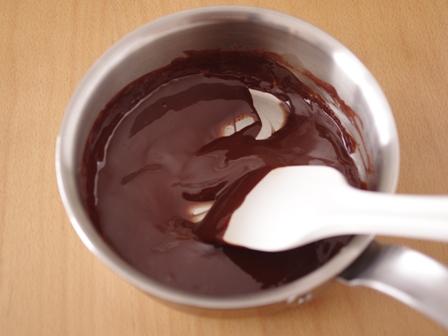 チョコレートのパウンドケーキ01