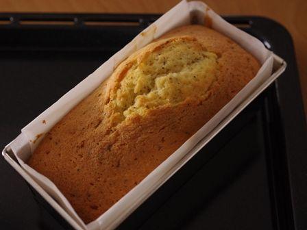アールグレイの紅茶パウンドケーキ04