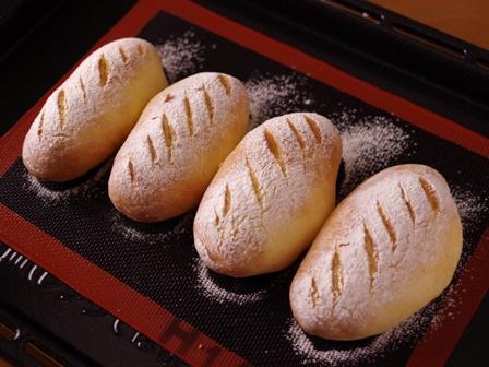 ホットケーキミックスで作るソーセージドッグパン05