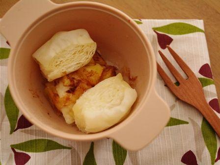 アップルパイtukuruのレンジケーキ00