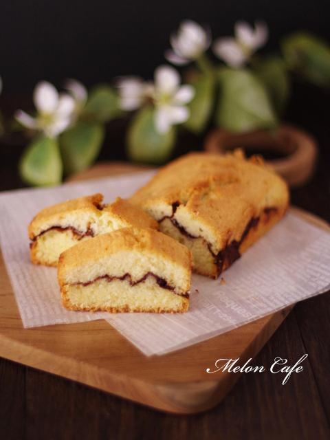 簡単シナモンパウンドケーキ05