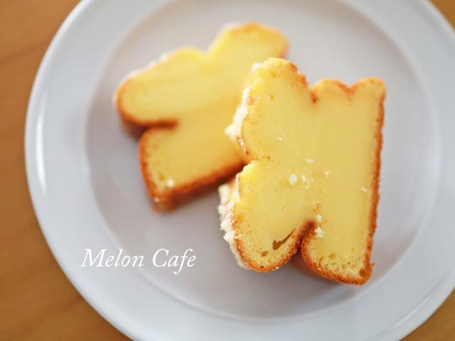 ホットケーキミックスで簡単チーズパウンドb