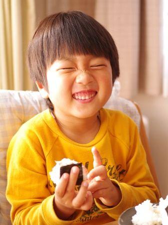 おにぎり笑顔2