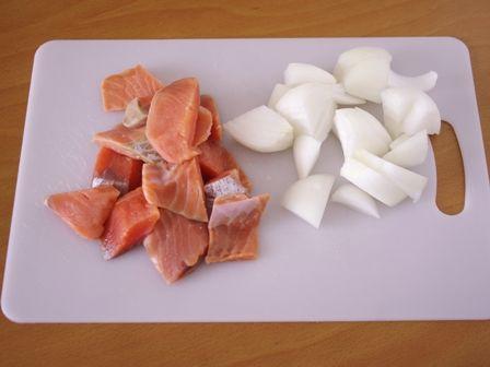 鮭の味噌マヨマスタードソース01