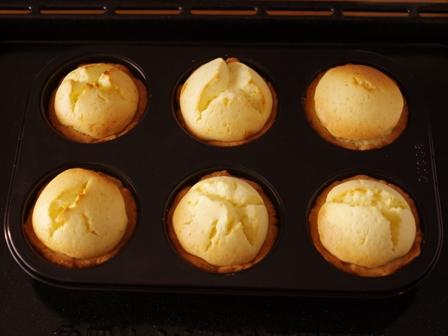ホットケーキミックスで簡単クリームチーズタルト08