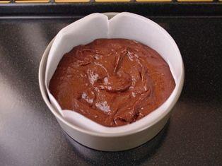 濃厚チョコレートケーキでバースデー06