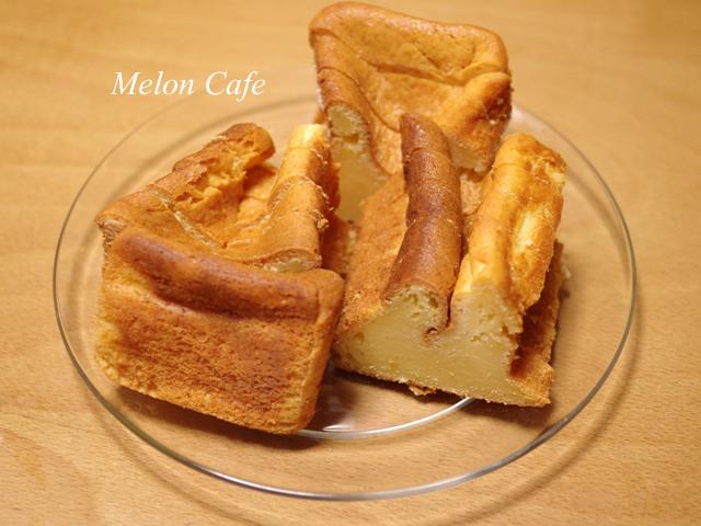 ホットケーキミックスで簡単ぎっしりチーズケーキ