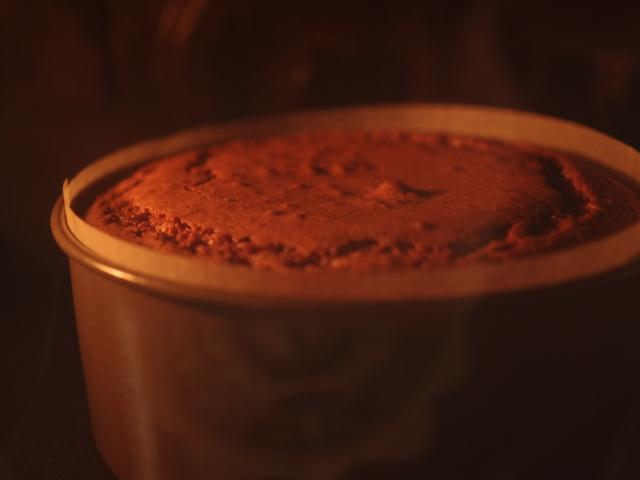 ホットケーキミックスで簡単ガトーショコラ09