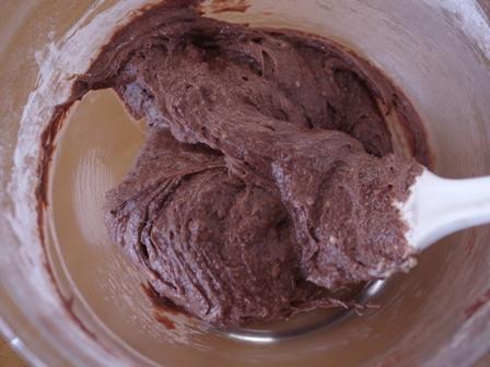 チョコバナナのバニラパウンドケーキ04