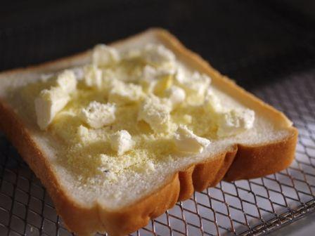 パパンでつくるガーリックのチーズトースト02
