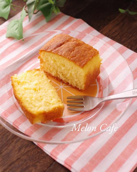 ふんわりやわらか簡単オレンジケーキ07
