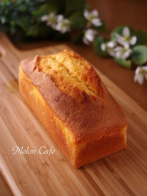 バニラパウンドケーキ
