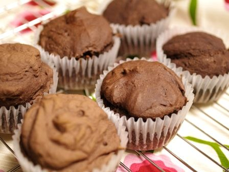 アレルギー対応のチョコレートケーキ00
