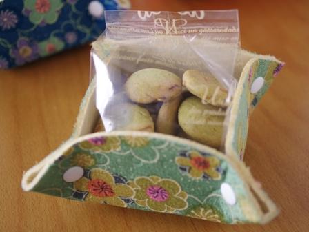 抹茶とホワイトチョコの簡単クッキー06