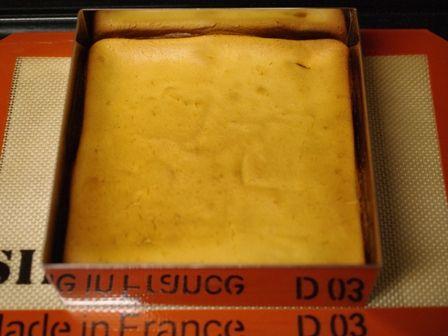 つまんでパクッと食べられるチーズケーキキューブ05