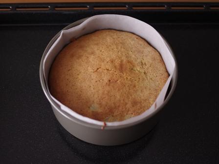 りんごのブレッド簡単ホットケーキミックスパン07
