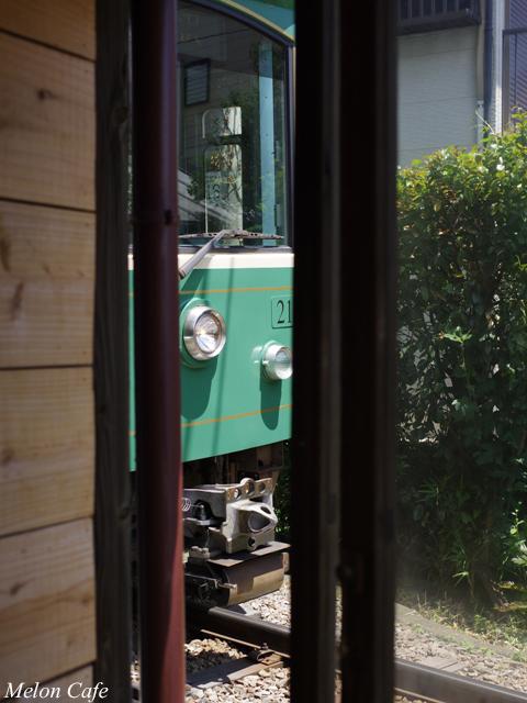 鎌倉のあじさい散策と江ノ電14