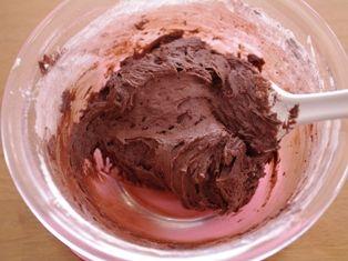 簡単チョコレートケーキ04