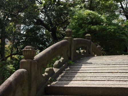 20140401小石川後楽園14円月橋