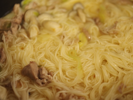 素麺であっという間スタミナ麺屋台風04