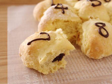 ホットケーキミックスで簡単豆乳ちぎりパン04