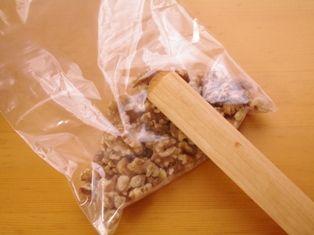 クルミのチョコレートブラウニー01