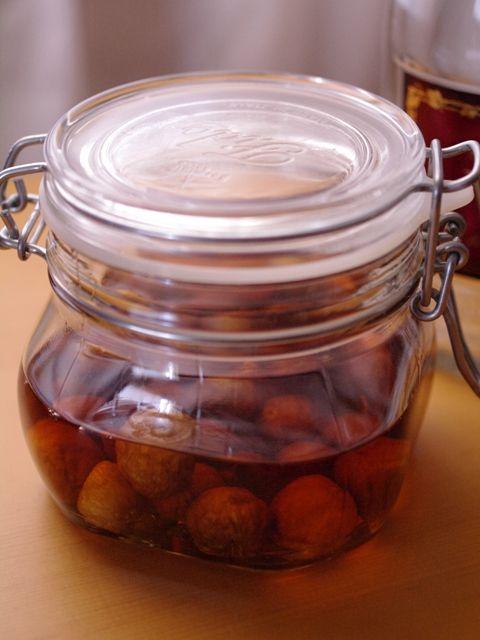 ドライフィグの蜂蜜フルブラ(フル-ツブランデー)