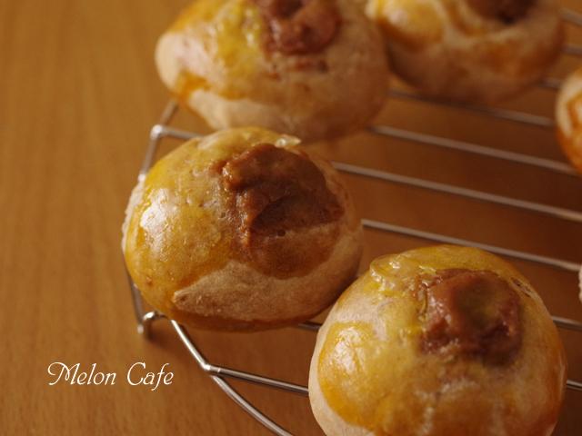 ホットケーキミックスで作る簡単栗パン