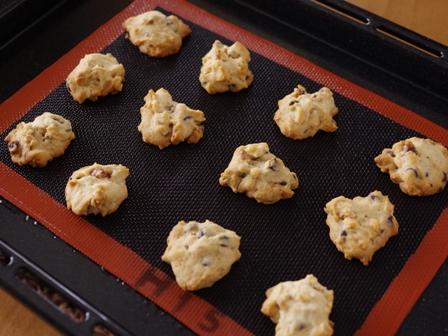 ホットケーキミックスで簡単アメリカンクッキー03