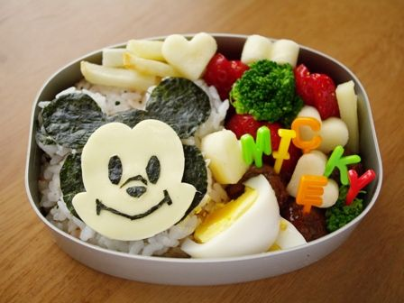 MICKEYMOUSE弁当