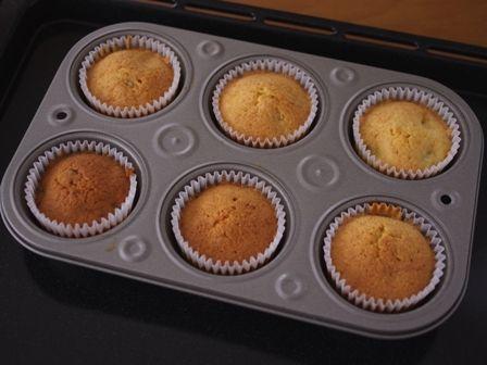 干あんずとバニラのフルブラでカップケーキ07