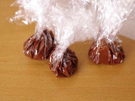 簡単手順で本格ガトーオショコラのクリスマスケーキ14