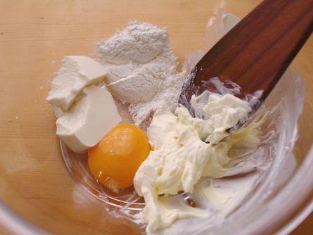 ハロウィンかぼちゃのまるごとクリームチーズケーキ06